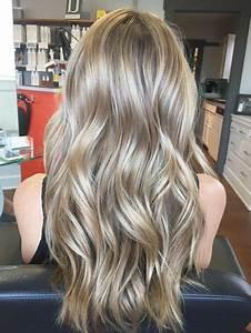 Chatain Meche Blonde : id e coiffure description balayage sur cheveux chatain ~ Melissatoandfro.com Idées de Décoration