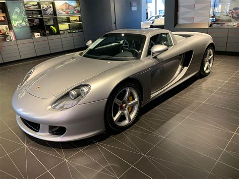 Porsche Carrera GT : Porsche