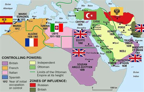 Ottoman Empire Italy by 11 Maps That Explain Middle East History New Market Insight