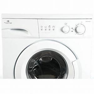Carrefour Electromenager Lave Linge : test carrefour home hlf1005w 11 lave linge ufc que choisir ~ Melissatoandfro.com Idées de Décoration