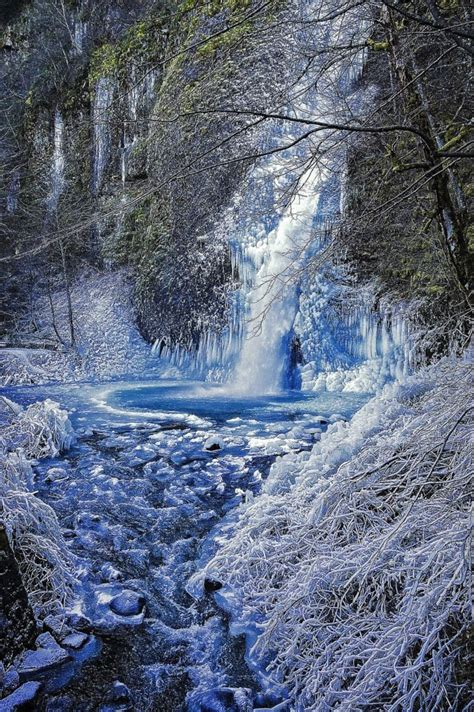 Sublim Ature Horsetail Falls By Thomas Duffy Yosemite