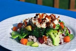my recipe box chicken spicy hawaiian teriyaki rice bowl