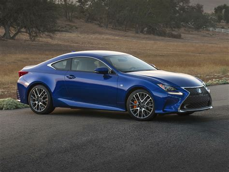 lexus hatchback 2016 2016 lexus rc 200t price photos reviews features
