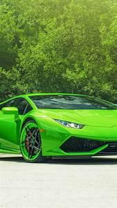 Lamborghini-Huracán-Green-iPhone-Wallpaper - iPhone Wallpapers