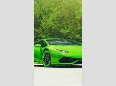 LamborghiniHuracánGreeniPhoneWallpaper iPhone Wallpapers