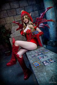 Valeera Sanguinar cosplay by LeitNiakris on DeviantArt