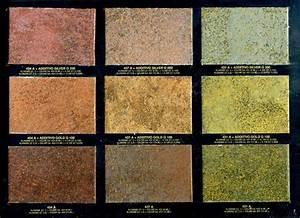 Wandfarbe Gold Metallic : dekorative wandfarbe auf wasserbasis mit metallic effekt klondike by valpaint ~ Frokenaadalensverden.com Haus und Dekorationen