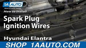 How To Replace Spark Plug Ignition Wires 01