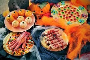 Halloween In Amerika : halloween speisekarte halloween party tipps und dekoration von ~ Frokenaadalensverden.com Haus und Dekorationen