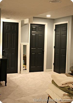 Paint Colors Living Room by Best 25 Black Interior Doors Ideas On Pinterest Black