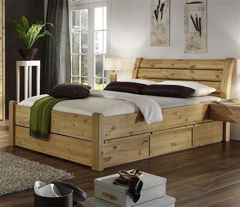 Doppelbett Mit Schubladen by Doppelbett 200x200 Mit 6 Schubladen Schubkasten Bett Holz