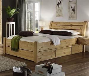 Doppelbett 200x200 Mit 6 Schubladen Schubkasten Bett Holz