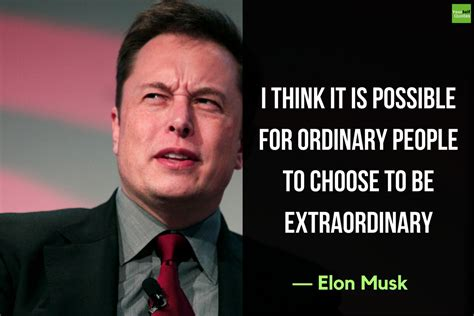 incredible mind  elon musk quotes  success