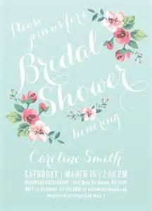 printable wedding shower invitations printable bridal shower invitation vintage floral invitation summer bridal shower