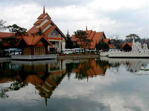 Beautiful Places Near Thailand