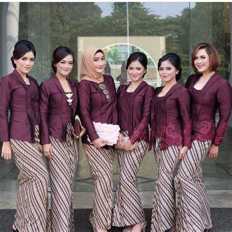 Wanita Hamil 2017 18 Model Kebaya 2017 Casual Modern Yang Lagi Trend