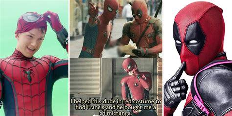 20 Hilarious Deadpool Vs Spider-man Memes