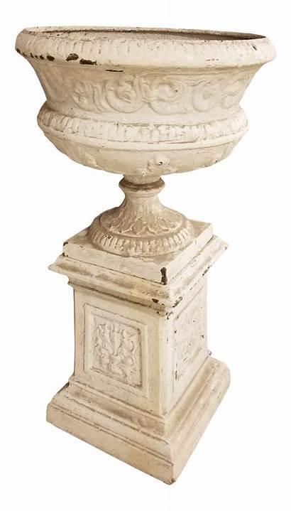 Victorian Urn Garden Iron Antique Urns Cast