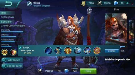 Hilda Full Tank Build 2018