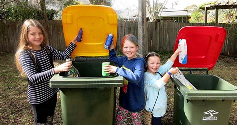 waste  recycling hornsby shire council