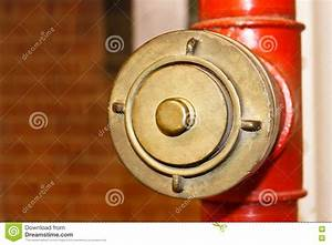 Cap For The Conduct Of Fire Hydrant Stock Photos - Image ...