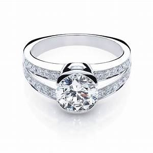 Engagement rings raleigh fine diamond jewelry diamond for Custome wedding rings