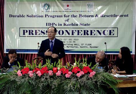 KHCC Prepares for Return of More than 3,000 Kachin IDPs ...