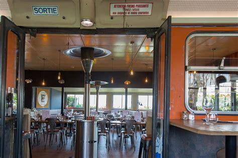 bus  restaurants  toulouse