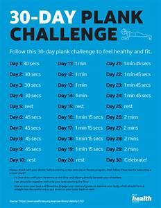 Post Thanksgivi... Plank Challenge