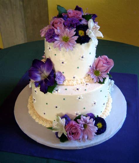 Purple Wedding Cakes Weneedfun