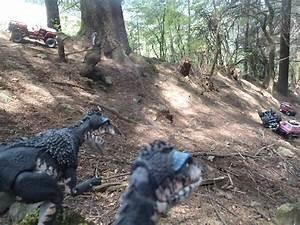 Deinonychus stalking by Krulos on DeviantArt