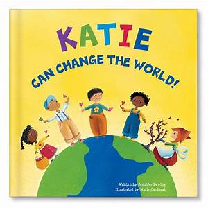 I Can Change the World | Personalized Children's Books ...