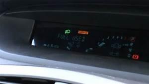 Renault Megane Scenic Service Message Reset