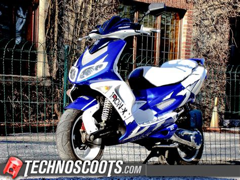 scooters persos et tuning sur technoscoots