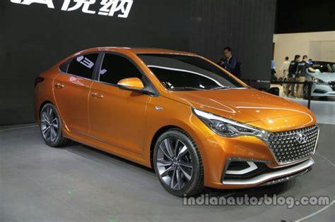 generation  hyundai verna concept unveiled