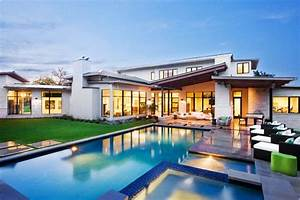 Free Modern Home Design Exterior Pictures – 1000×638 High