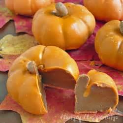 Pumpkin Dessert Recipe Chocolate Caramel