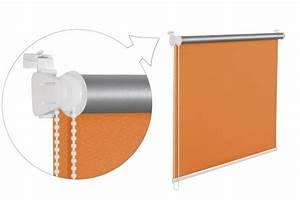 Wäschetrockner 45 Cm Breit : thermorollo verdunklungsrollo 50x150 cm orange fensterrollo mit thermobeschichtung 100 ~ Buech-reservation.com Haus und Dekorationen