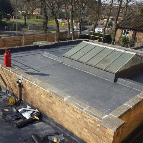 sg building  feedback flat roofer fascias