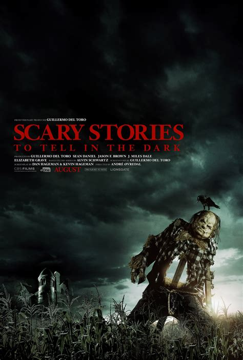 scary stories     dark poster introduces harold