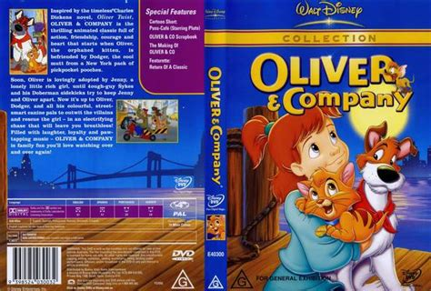 Watch Oliver & Company (1988) Online For Free Full Movie