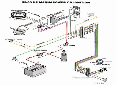 35 hp mercury outboard wiring diagram wiring