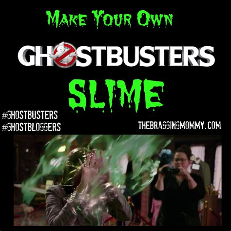 ghostbusters slime ghostbloggers