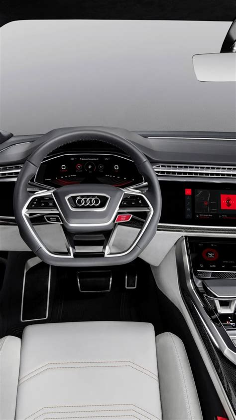 wallpaper audi   cars interior  cars bikes