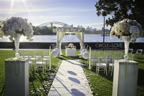 royal botanic gardens wedding ceremony location sydney