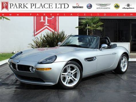 hayes car manuals 2002 bmw z8 transmission control purchase used 2002 bmw z8 roadster 1 owner 17k miles in bellevue washington united states
