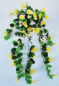 Bodendecker Gelb Blühend : petunienbusch gelb liana kunstpflanzen onlineshop ~ Frokenaadalensverden.com Haus und Dekorationen