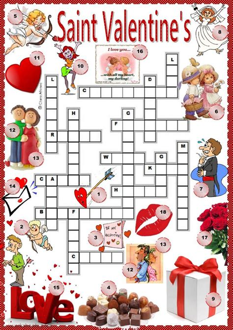 st valentines day interactive  downloadable worksheet