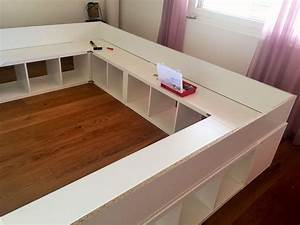 Bett Selber Bauen Einfach : familienbett selber bauen familienbett pinterest familienbett selber bauen und bett ~ Markanthonyermac.com Haus und Dekorationen