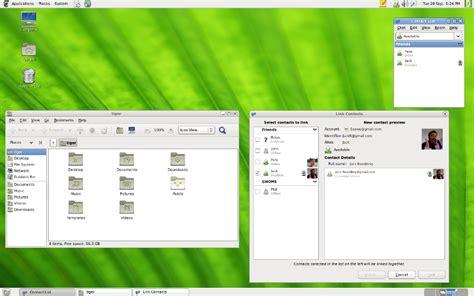 environnement bureau linux linux pourquoi pas cachem